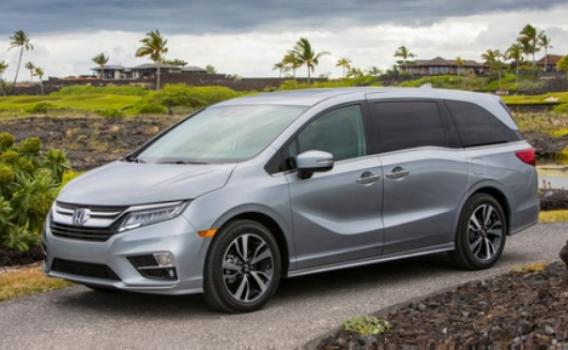 Honda Odyssey LX 2018 Price in India