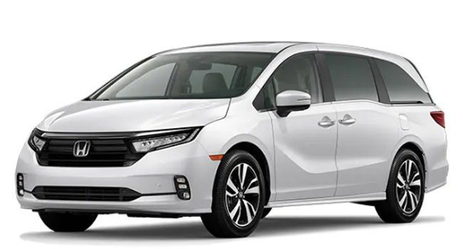 Honda Odyssey Touring 2021 Price in Iran