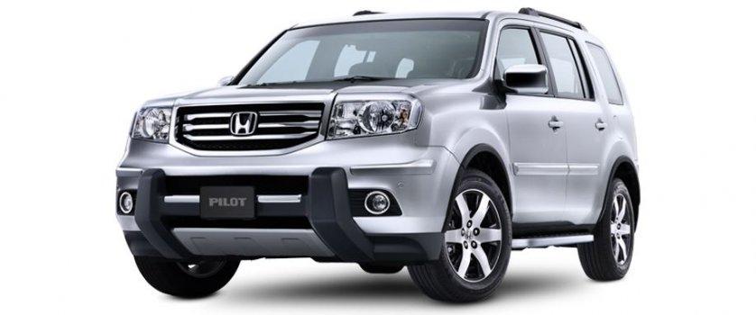 Honda Pilot EX 2015 Price in Ethiopia
