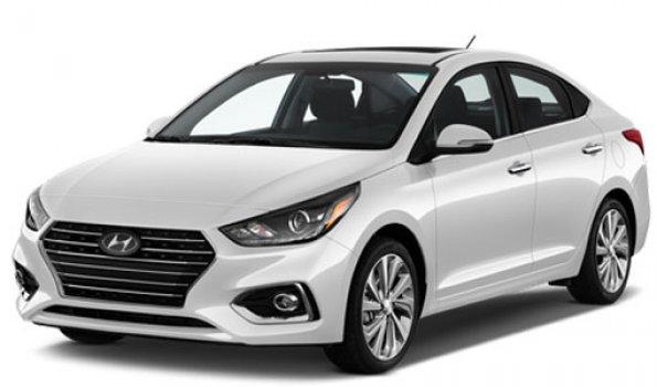 Hyundai Accent SE 2020 Price in Oman