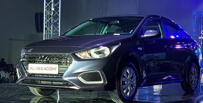 Hyundai Accent Sedan 1.6 CRDi GL MT 2019 Price in Japan