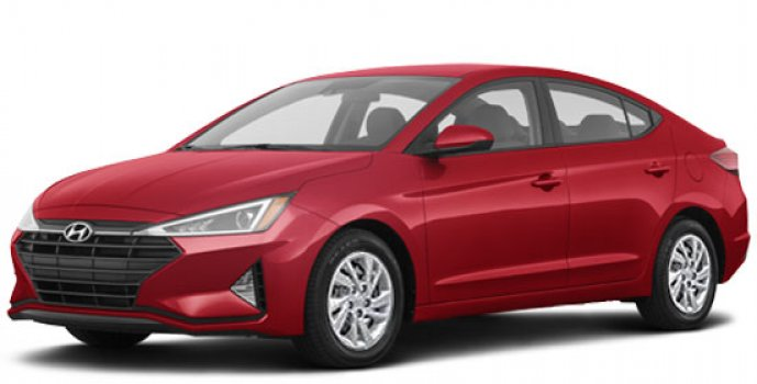 Hyundai Elantra Essential Auto 2020 Price in Japan