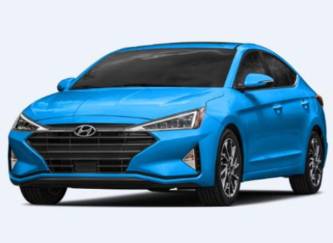 Hyundai Elantra Essential Manual 2019 Price in Romania