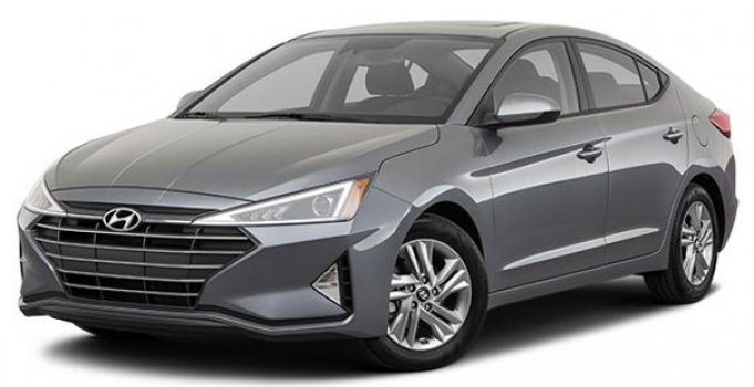 Hyundai Elantra Limited IVT 2020 Price in Oman