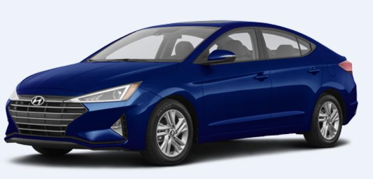 Hyundai Elantra Preferred With S&S 2019 Price in New Zealand