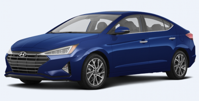 Hyundai Elantra Ultimate 2019 Price in South Korea