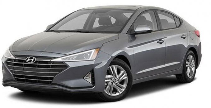 Hyundai Elantra SE IVT 2020 Price in Oman