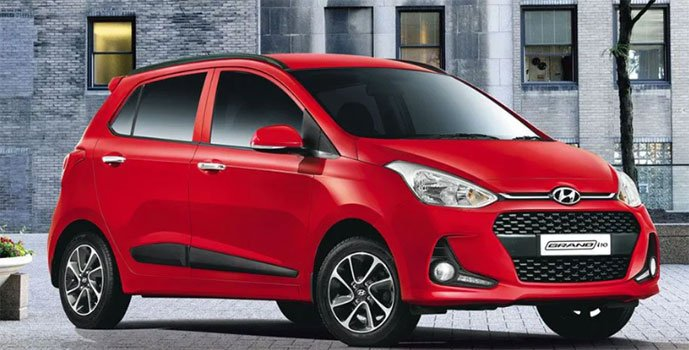 Hyundai Grand i10 1.2 Kappa Magna CNG 2019 Price in Kuwait
