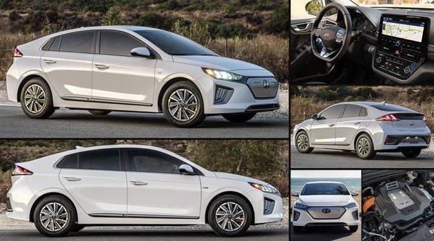 Hyundai Ioniq Electric US 2020 Price in South Africa