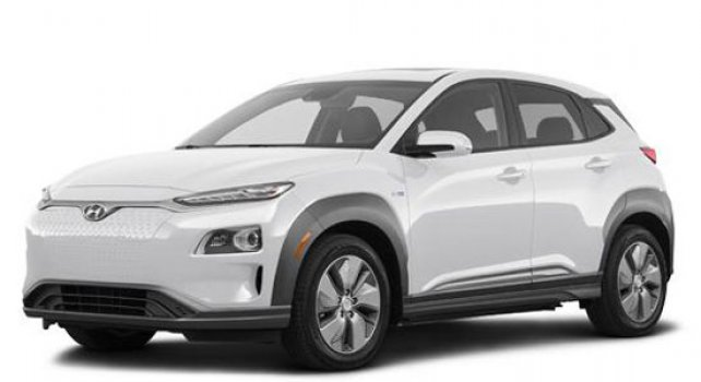 Hyundai Kona EV SEL 2020 Price in Sri Lanka
