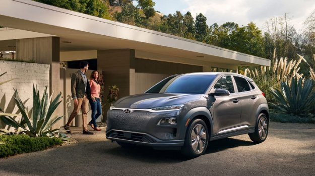 Hyundai Kona Electric Limited 2019 Price in Egypt