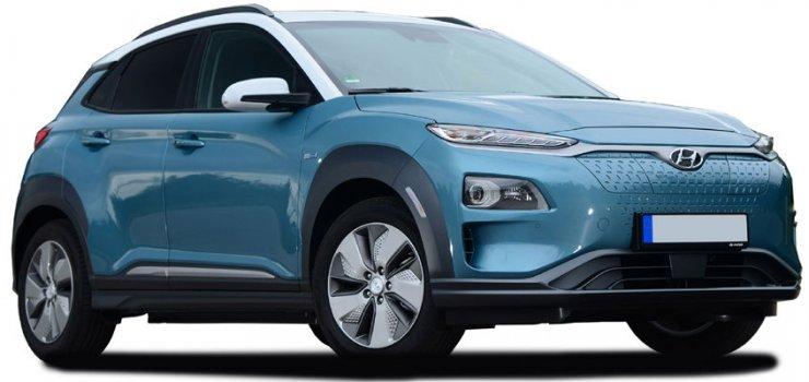 Hyundai Kona Electric Premium 2019 Price in Egypt
