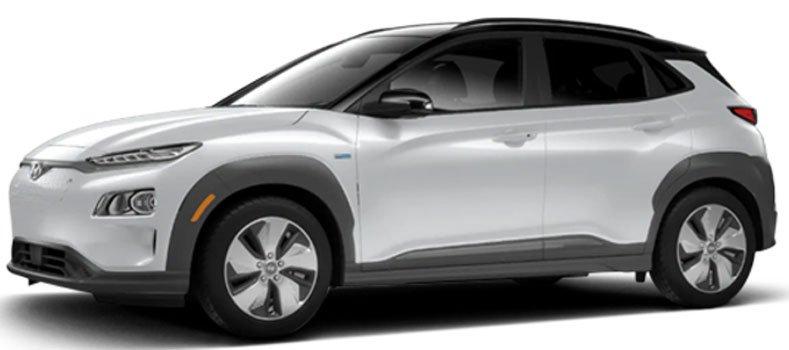 Hyundai Kona Electric Premium Dual Tone 2019 Price in Netherlands