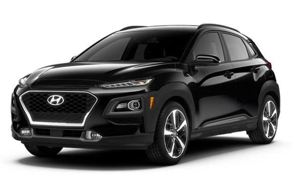 Hyundai Kona SEL AWD 2021 Price in Kuwait