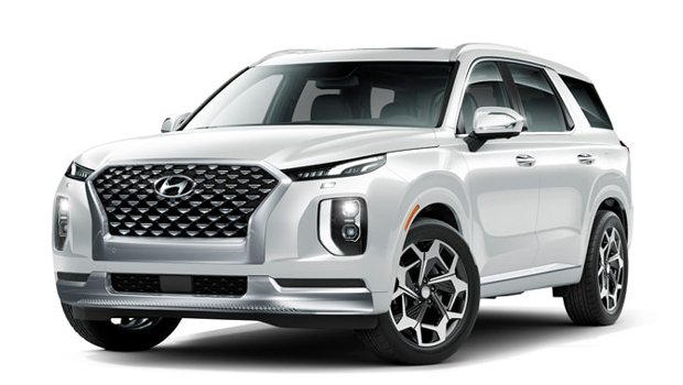 Hyundai Palisade Calligraphy 2021 Price in Romania