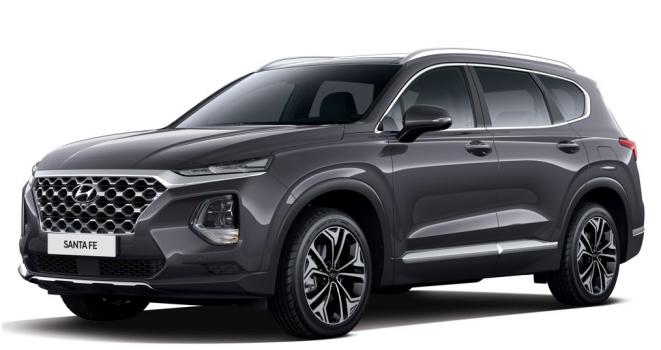 Hyundai Santa Fe 2.2D AWD 2019 Price in Pakistan
