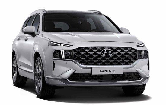 Hyundai Santa Fe SE 2021 Price in Kuwait