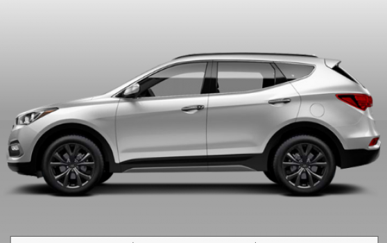 Hyundai Santa Fe Sport 2 4 Luxury Awd 2018 Price In India Features And Specs Ccarprice Ind