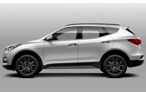Hyundai Santa Fe Sport 2.4L FWD 2018 Price in Pakistan