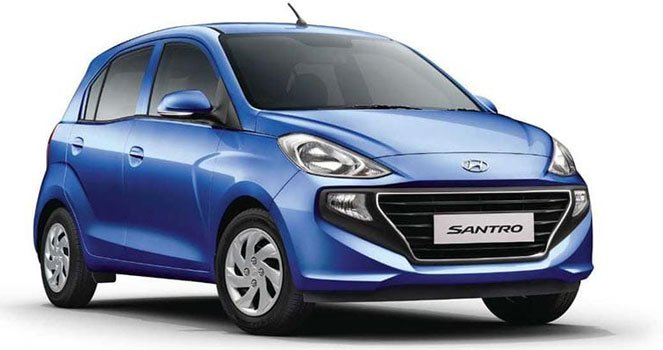 Hyundai Santro Sportz SE 2019 Price in Greece
