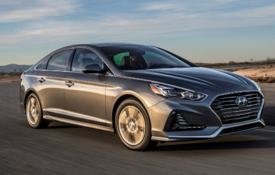 Hyundai Sonata Limited 2018 Price in Qatar