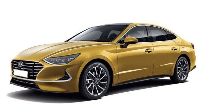 Hyundai Sonata SEL 2022 Price in India
