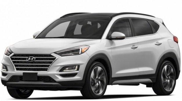 Hyundai Tucson Luxury AWD 2019 Price in Pakistan