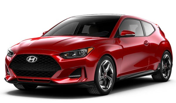 Hyundai Veloster Turbo DCT 2021 Price in Nigeria