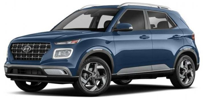 Hyundai Venue Denim 2020 Price in Pakistan