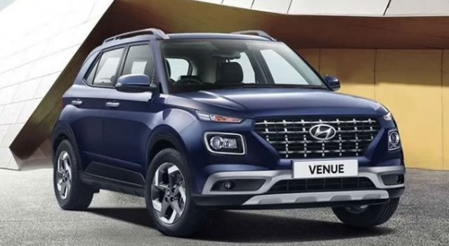 Hyundai Venue S 1.4 CRDi 2019 Price in France