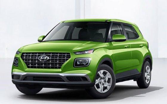 Hyundai Venue SE 2020 Price in Oman