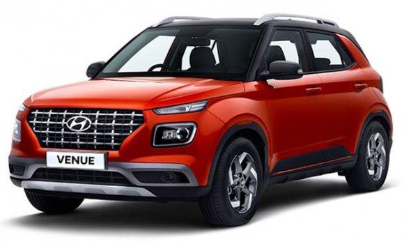 Hyundai Venue SX 1.0 Petrol 2019 Price in Qatar
