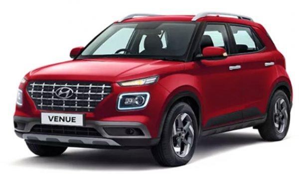 Hyundai Venue SX Plus 1.0 AT Petrol 2019 Price in Thailand