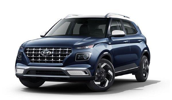 Hyundai Venue Denim 2022 Price in Japan