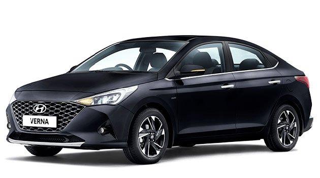 Hyundai Verna 1.5 CRDi SX AT 2020 Price in India