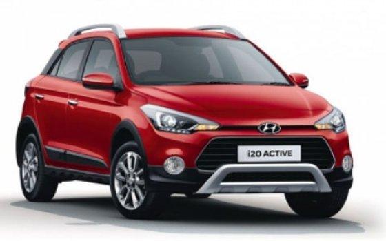 Hyundai i20 Active 1.4 SX 2019  Price in India