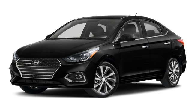 Hyundai Accent Limited 2021 Price in Kuwait