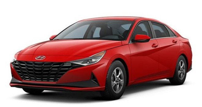 Hyundai Elantra SE IVT 2021 Price in Kuwait
