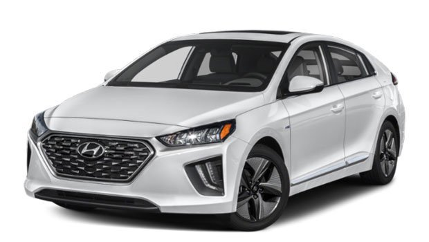 Hyundai Ioniq Hybrid Limited 2022 Price in Indonesia