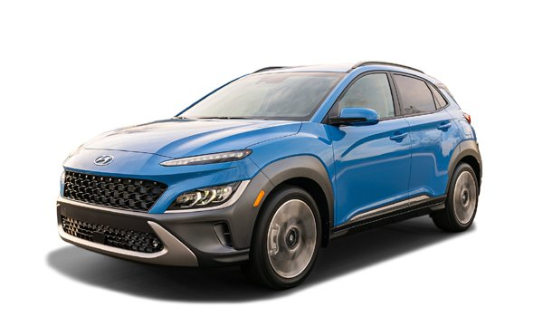Hyundai Kona Limited 2022 Price in China
