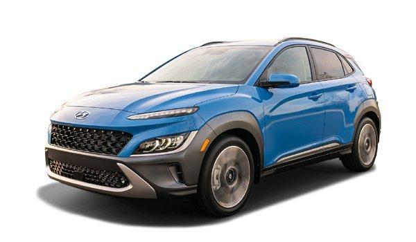 Hyundai Kona SEL 2022 Price in USA