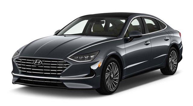 Hyundai Sonata Hybrid Limited 2021 Price in Kuwait