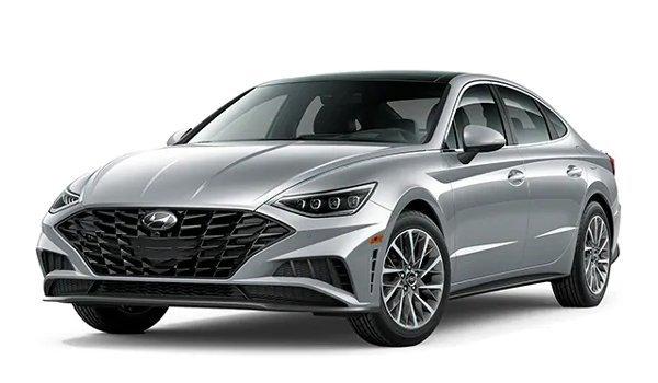 Hyundai Sonata Limited 1.6T 2021 Price in Kuwait