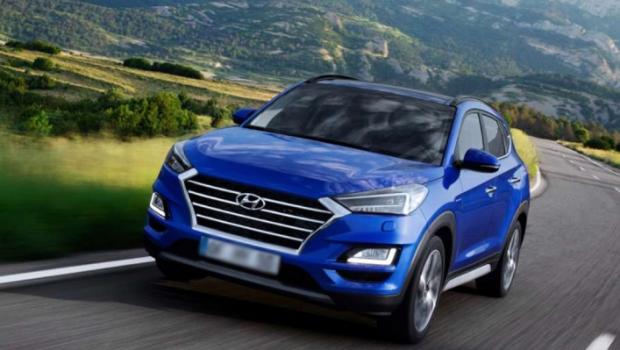 Hyundai Tucson 2.0 GL CRDi AT 2019 Price in Kuwait