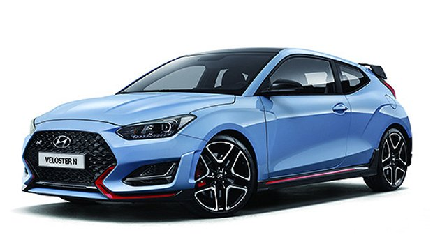 Hyundai Veloster N DCT 2021 Price in India