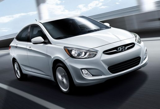 Hyundai Accent 1.4L Price in Canada
