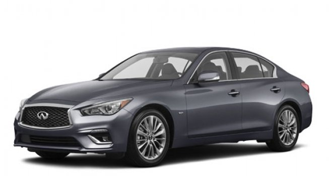 Infiniti Q50 3.0t LUXE 2020 Price in Spain