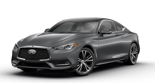 Infiniti Q60 3.0t Luxe AWD 2021 Price in Iran