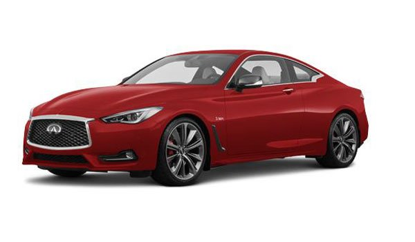 Infiniti Q60 RED SPORT 400 AWD 2020 Price in Egypt