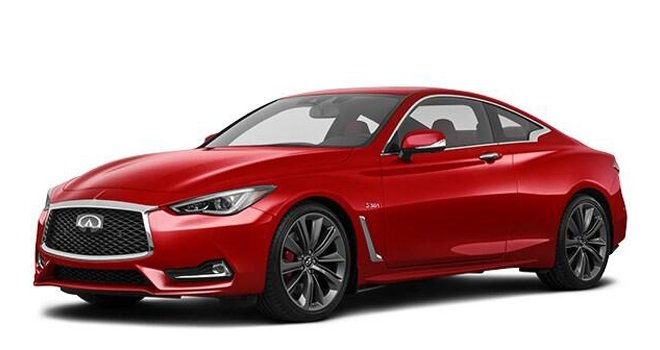 Infiniti Q60 Red Sport 400 2021 Price in Nigeria
